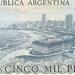 Argentinië 1978 5.000 Pesos b