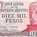 Argentinië 1979 10.000 Pesos a