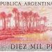Argentinië 1979 10.000 Pesos b