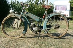 C.N.C. met Polain motor