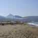 1 Heraklion strand met zicht op de oostelijke bergen