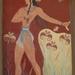 2 Knossos paleis fresco van prins met de lelies