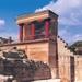 2 Knossos paleis gerestaureerde zuilen 2