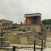 2 Knossos paleis gerestaureerde zuilen 3