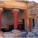 2 Knossos paleis gerestaureerde zuilen 5