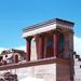 2 Knossos paleis gerestaureerde zuilen 6