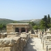 2 Knossos paleis site zicht