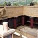 2 Knossos paleis verdiep met zuilen