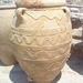 2 Knossos vaas in  aardewerk