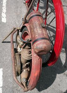 Smith motorwheel
