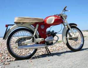 BSA. Beagle 1964 met 4 versnellingen