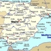 0SP IN Spanje kaart