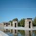 1MA SG2107 Madrid_parque del Oeste_Egyptische templo de Debod_op
