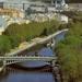 1MA_KP IN Madrid_zicht van over de rivier Manzanares naar Palacio