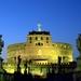 Castel Santangelo_engelenburcht_by night