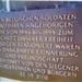 herdenkings plaat te Siegen Heidelberg