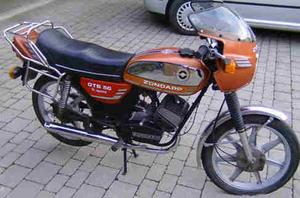 Zündapp GTS50  1981