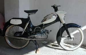 Puch VS 50D  1961