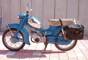 Zündapp C50