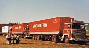 3 X Boonstra