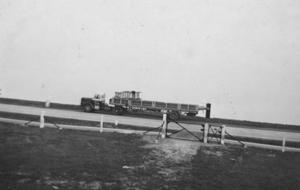 Nijdam Afsluitdijk 1955   Appie Hoving