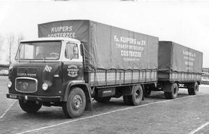 Scania Semi Front