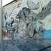 Graffiti muur parking