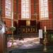 Koksijde Dorp - Binnenzicht gerenoveerde kerk.