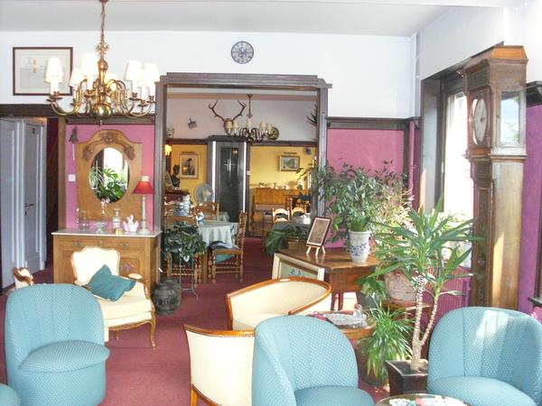 mijn hotel in La Roche