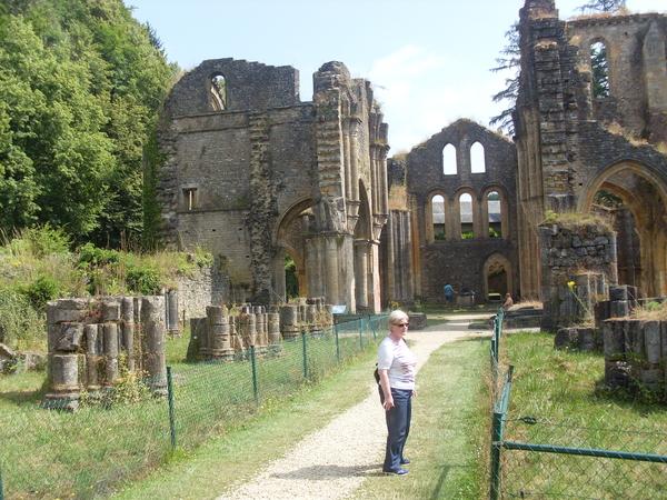 oude abdij van Orval