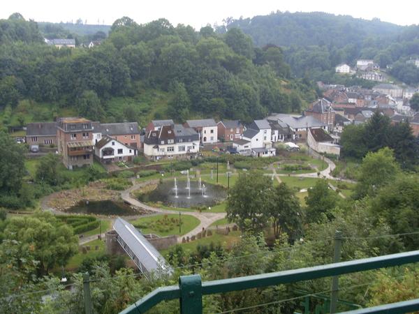 Park in La Roche