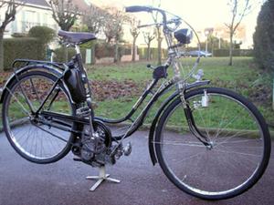 Stepke hulpmotor 38cc 1952