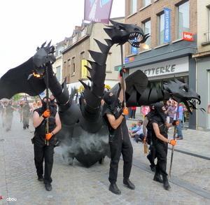 2800 Mechelen - de Draak