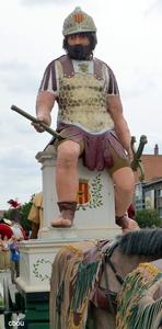 2800 Mechelen - Grootvader Reus