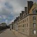 Saint Malo, stadswal
