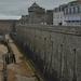 Saint Malo ,stadswal