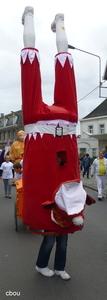 7864 Deux-Acren - le Prince Carnaval