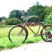 Opel fiets met hulpmotor