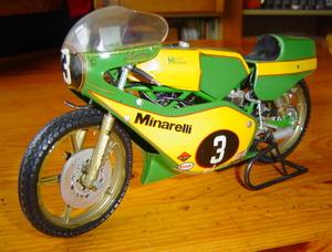 Minarelli  125  1979