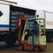 Truck laden