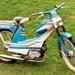 Monark Lyx  1963 met JLO. motor