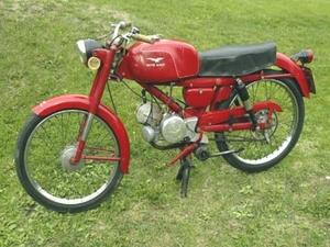 Moto Guzzi Cardellino 1962