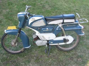 Sparta Super Sport  1966  met JLO. motor