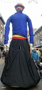 4020 Liège - lî vî mayêur di Sint-Foyin