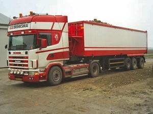 Scania Kipper Trailer