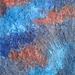 structuurpasta en acrylverf