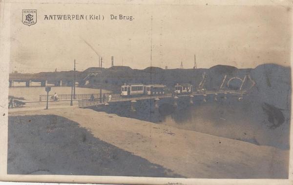 Kielse Poort eind jaren '30