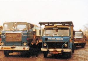 Volvo F88 en F86