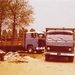 Volvo F 86 en Scania 110 Super