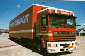 DAF-95 ATI BREDA TRANSPORT